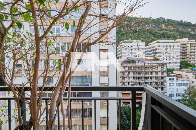 DSCF5161 - Cobertura à venda Rua Eduardo Guinle,Botafogo, Rio de Janeiro - R$ 1.189.000 - NBCO20090 - 11
