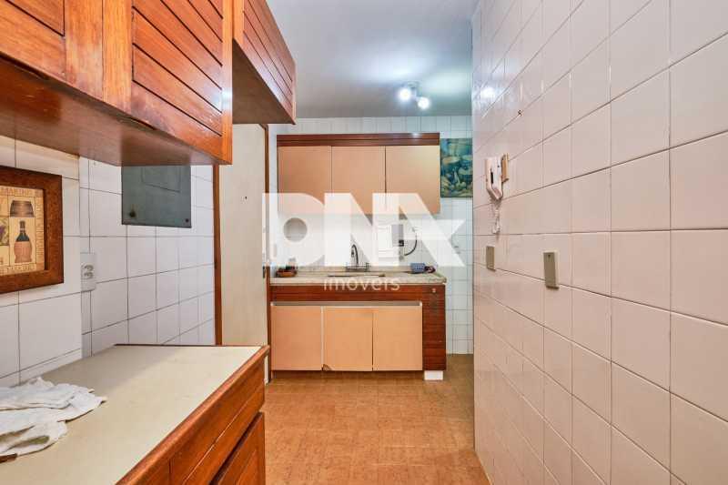 DSCF5165 - Cobertura à venda Rua Eduardo Guinle,Botafogo, Rio de Janeiro - R$ 1.189.000 - NBCO20090 - 14