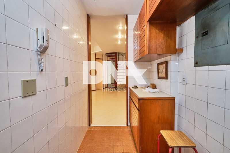 DSCF5168 - Cobertura à venda Rua Eduardo Guinle,Botafogo, Rio de Janeiro - R$ 1.189.000 - NBCO20090 - 17