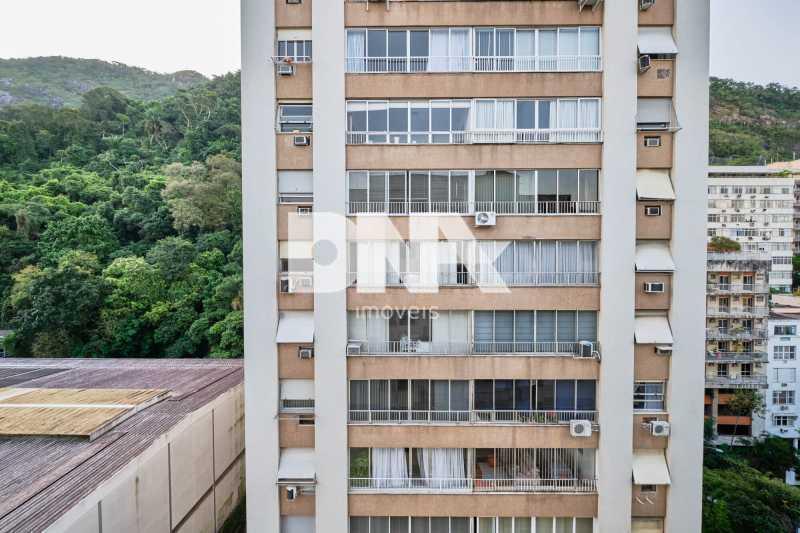 DSCF5175 - Cobertura à venda Rua Eduardo Guinle,Botafogo, Rio de Janeiro - R$ 1.189.000 - NBCO20090 - 19