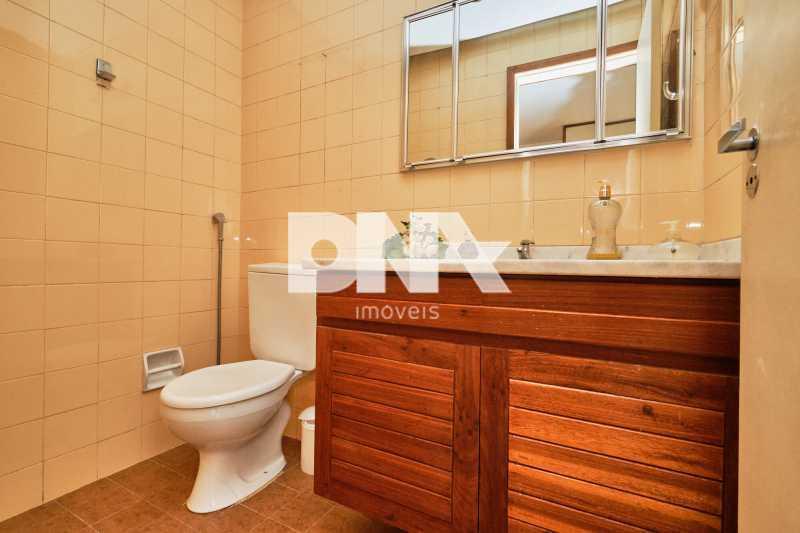 DSCF5191 - Cobertura à venda Rua Eduardo Guinle,Botafogo, Rio de Janeiro - R$ 1.189.000 - NBCO20090 - 27