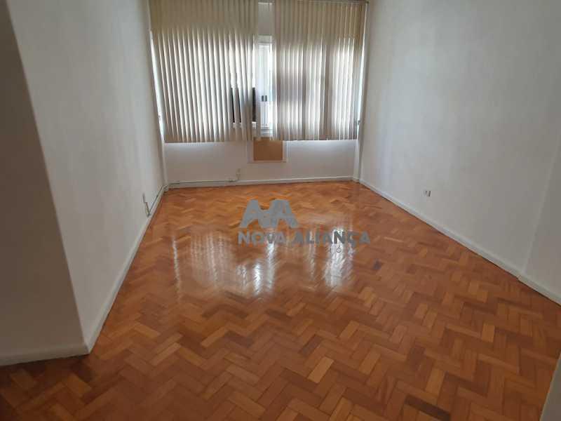 Asala3 - Apartamento à venda Rua Conde de Bonfim,Tijuca, Rio de Janeiro - R$ 640.000 - NBAP32373 - 1