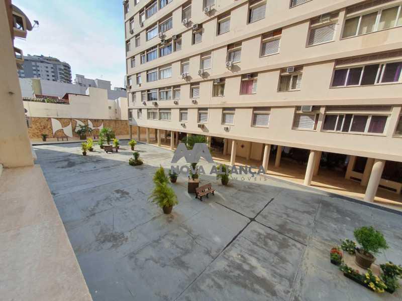 Vista1 - Apartamento à venda Rua Conde de Bonfim,Tijuca, Rio de Janeiro - R$ 640.000 - NBAP32373 - 26