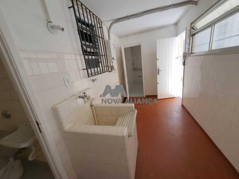 ZAserv - Apartamento à venda Rua Conde de Bonfim,Tijuca, Rio de Janeiro - R$ 640.000 - NBAP32373 - 20
