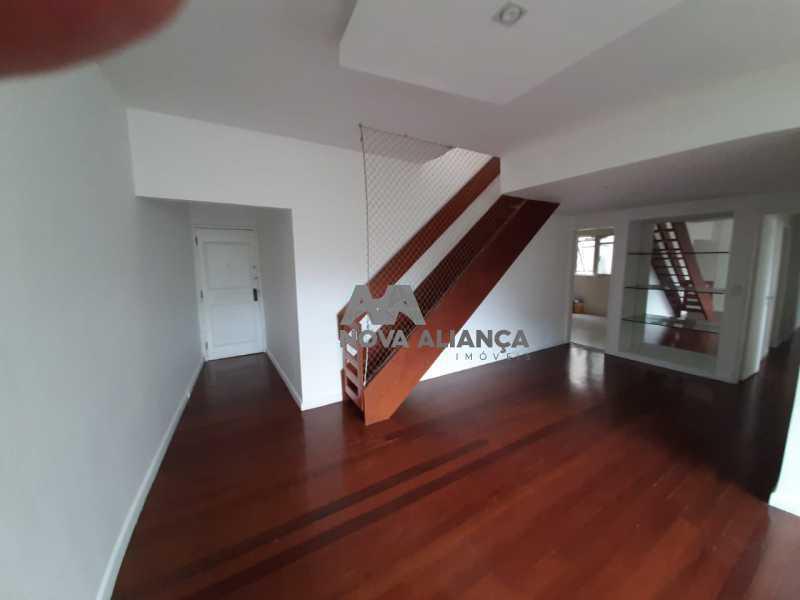 33f90bdd-d03a-4257-99cc-292b20 - Cobertura à venda Rua Getúlio das Neves,Jardim Botânico, Rio de Janeiro - R$ 2.599.000 - NBCO30240 - 1