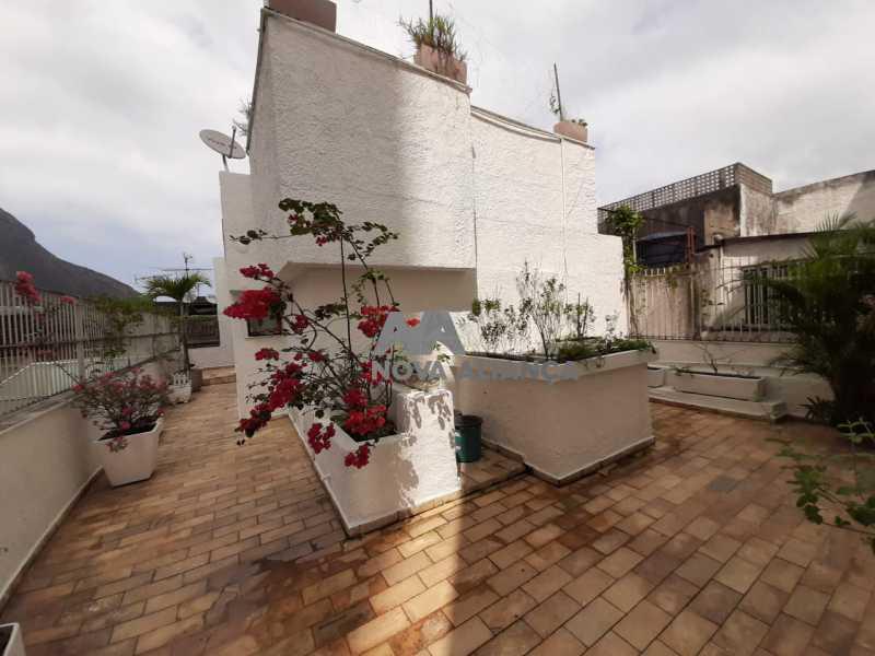 35f32c9d-dacd-44ec-b2e4-e1622f - Cobertura à venda Rua Getúlio das Neves,Jardim Botânico, Rio de Janeiro - R$ 2.599.000 - NBCO30240 - 6