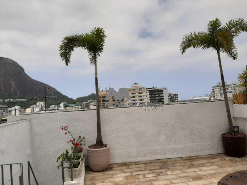 590a0e0a-4e94-407f-af50-57b7f1 - Cobertura à venda Rua Getúlio das Neves,Jardim Botânico, Rio de Janeiro - R$ 2.599.000 - NBCO30240 - 9