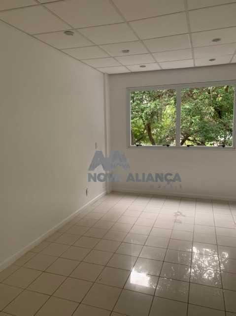 77245_G1607633697 - Sala Comercial 30m² à venda Rua Dona Mariana,Botafogo, Rio de Janeiro - R$ 580.000 - NBSL00274 - 6