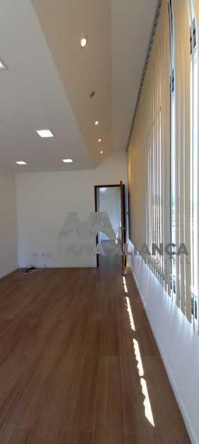 1 - Sala Comercial 39m² à venda Rua Voluntários da Pátria,Botafogo, Rio de Janeiro - R$ 780.000 - NBSL00276 - 4