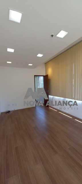 3 - Sala Comercial 39m² à venda Rua Voluntários da Pátria,Botafogo, Rio de Janeiro - R$ 780.000 - NBSL00276 - 7