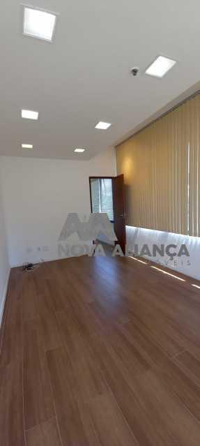 4 - Sala Comercial 39m² à venda Rua Voluntários da Pátria,Botafogo, Rio de Janeiro - R$ 780.000 - NBSL00276 - 8