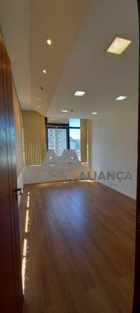 5 - Sala Comercial 39m² à venda Rua Voluntários da Pátria,Botafogo, Rio de Janeiro - R$ 780.000 - NBSL00276 - 5
