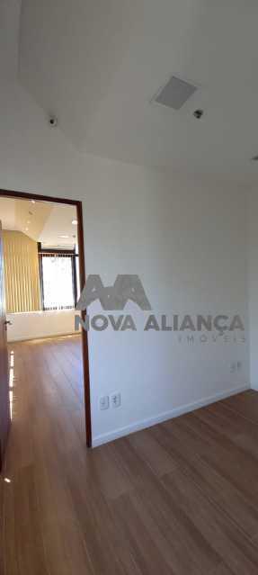 6 - Sala Comercial 39m² à venda Rua Voluntários da Pátria,Botafogo, Rio de Janeiro - R$ 780.000 - NBSL00276 - 9