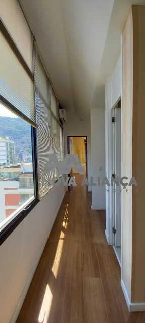7 - Sala Comercial 39m² à venda Rua Voluntários da Pátria,Botafogo, Rio de Janeiro - R$ 780.000 - NBSL00276 - 14