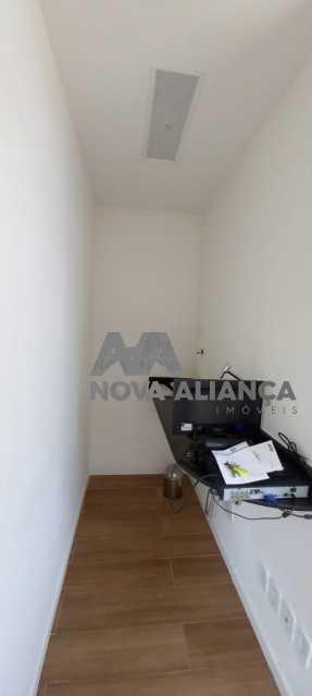 12 - Sala Comercial 39m² à venda Rua Voluntários da Pátria,Botafogo, Rio de Janeiro - R$ 780.000 - NBSL00276 - 12