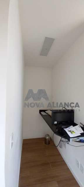 13 - Sala Comercial 39m² à venda Rua Voluntários da Pátria,Botafogo, Rio de Janeiro - R$ 780.000 - NBSL00276 - 13