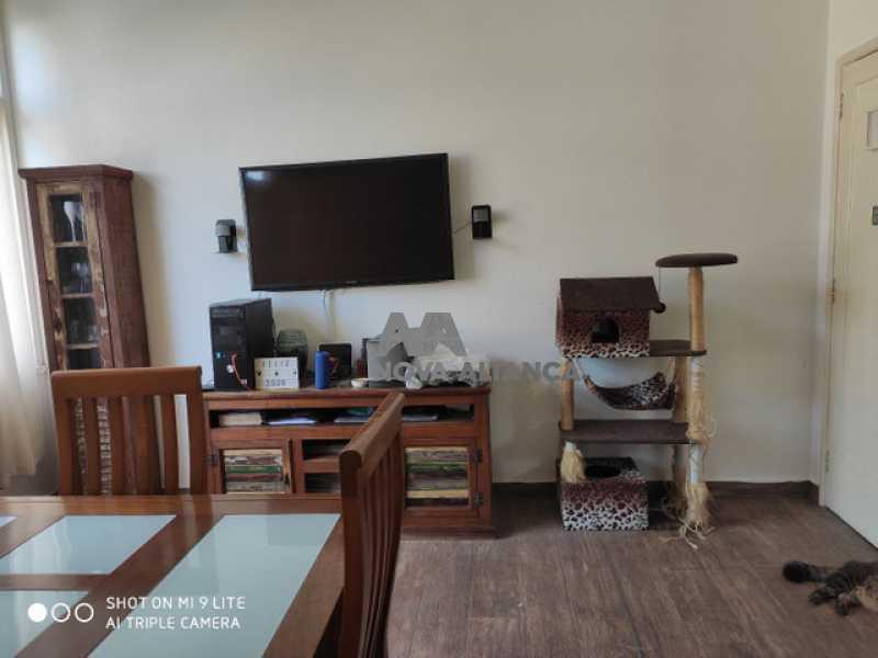 622134019125563 - Apartamento 1 quarto à venda Grajaú, Rio de Janeiro - R$ 320.000 - NTAP10411 - 1