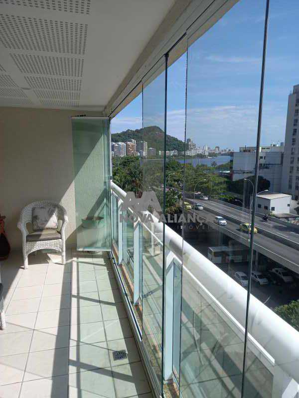 20210311_142002 - Cobertura à venda Rua do Humaitá,Humaitá, Rio de Janeiro - R$ 2.500.000 - NBCO30247 - 1