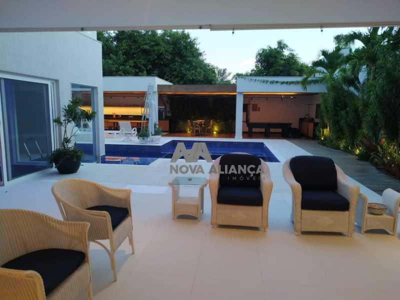 48e56038-518b-4899-a2ee-a156dc - Casa em Condomínio 5 quartos à venda Barra da Tijuca, Rio de Janeiro - R$ 5.500.000 - NSCN50003 - 8
