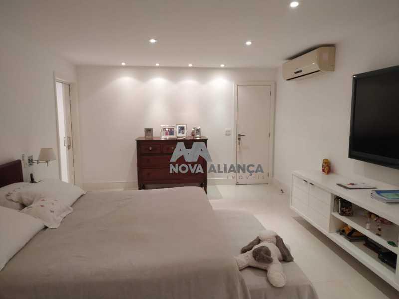 64bc1167-ca88-4156-b969-e087f5 - Casa em Condomínio 5 quartos à venda Barra da Tijuca, Rio de Janeiro - R$ 5.500.000 - NSCN50003 - 14