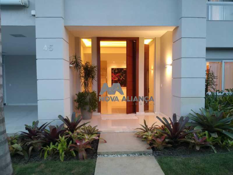 80fca56b-b8ba-4e9f-83a3-778f19 - Casa em Condomínio 5 quartos à venda Barra da Tijuca, Rio de Janeiro - R$ 5.500.000 - NSCN50003 - 4