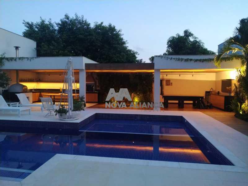 bc2c48cc-42dc-40e0-9737-e551fc - Casa em Condomínio 5 quartos à venda Barra da Tijuca, Rio de Janeiro - R$ 5.500.000 - NSCN50003 - 6