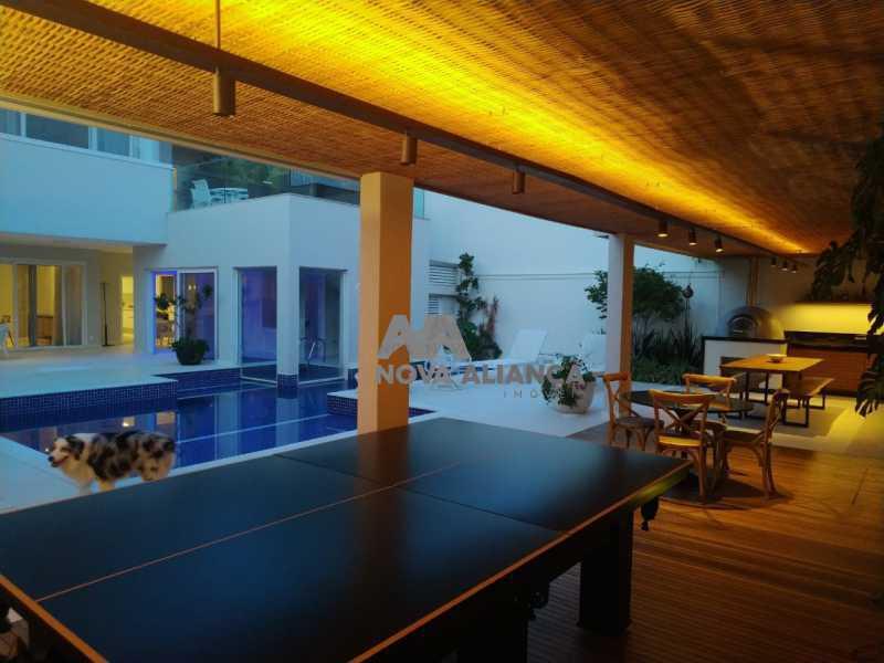 e07c0606-38ec-4731-b40b-724ca5 - Casa em Condomínio 5 quartos à venda Barra da Tijuca, Rio de Janeiro - R$ 5.500.000 - NSCN50003 - 7