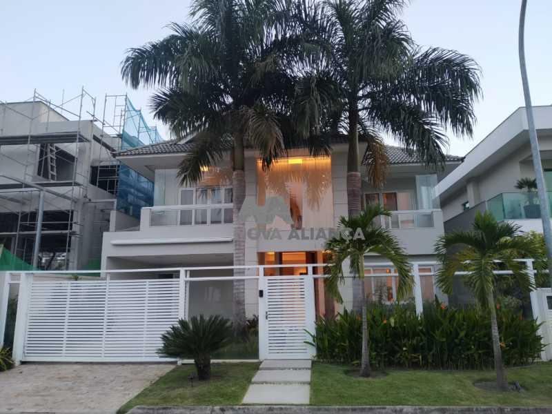 ea8195b0-5f2d-45c1-9f0e-9285f7 - Casa em Condomínio 5 quartos à venda Barra da Tijuca, Rio de Janeiro - R$ 5.500.000 - NSCN50003 - 25