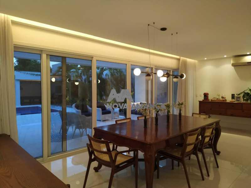 ee20e577-2c66-434d-a45f-e81787 - Casa em Condomínio 5 quartos à venda Barra da Tijuca, Rio de Janeiro - R$ 5.500.000 - NSCN50003 - 5
