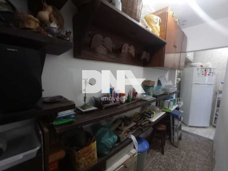 7 - Casa à venda Rua Senador Mário Ramos,Tijuca, Rio de Janeiro - R$ 260.000 - NTCA20039 - 8