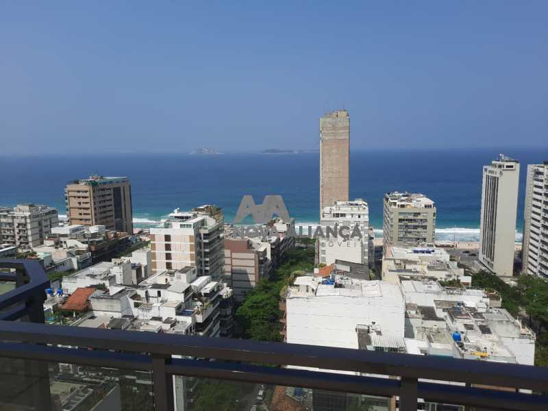 1f6fb798-b616-40c2-b174-e6144c - Flat à venda Leblon, Rio de Janeiro - R$ 1.500.000 - NSFL00010 - 1