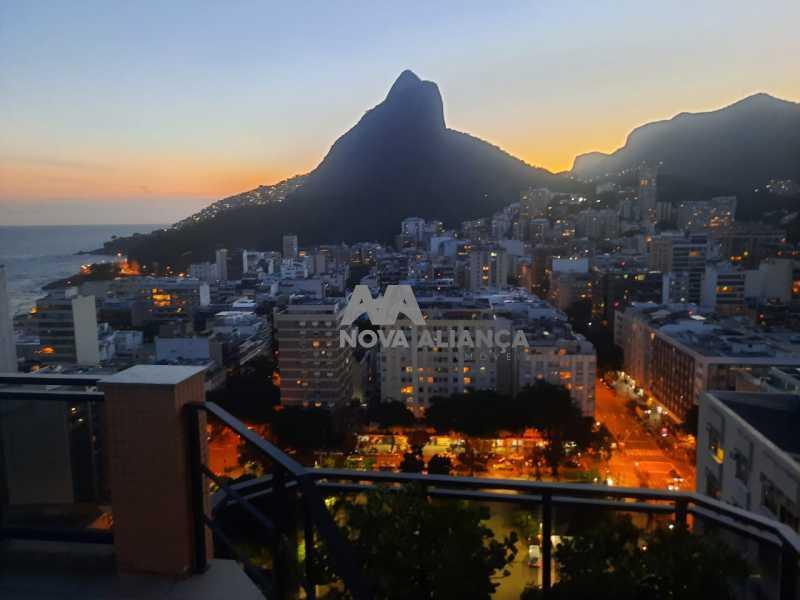 593abc96-e7d3-485f-9c23-9e6d75 - Flat à venda Leblon, Rio de Janeiro - R$ 1.500.000 - NSFL00010 - 8