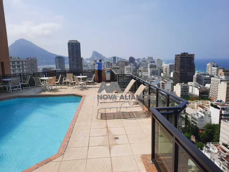 d45f07fc-f053-4ced-9e35-baf7c7 - Flat à venda Leblon, Rio de Janeiro - R$ 1.500.000 - NSFL00010 - 6