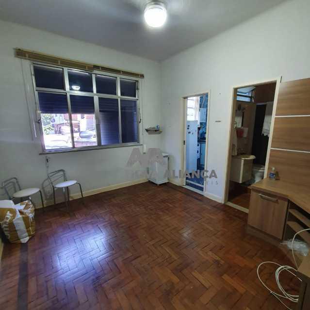 67fe63af-3a15-47b8-bf5e-5c44ef - Apartamento à venda Rua do Catete,Glória, Rio de Janeiro - R$ 235.000 - NBAP11180 - 1