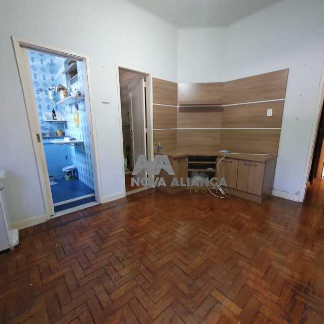 6941833f-d601-47e5-9e71-934e95 - Apartamento à venda Rua do Catete,Glória, Rio de Janeiro - R$ 235.000 - NBAP11180 - 4