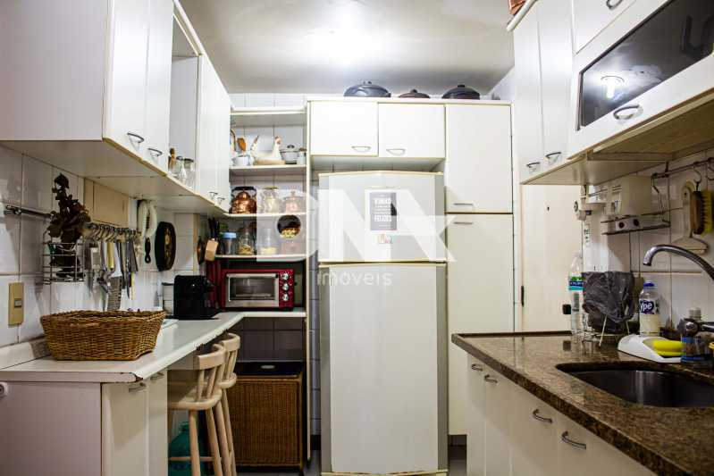Bogari 56 301 1 - Cobertura à venda Rua Bogari,Lagoa, Rio de Janeiro - R$ 3.000.000 - NBCO40105 - 5