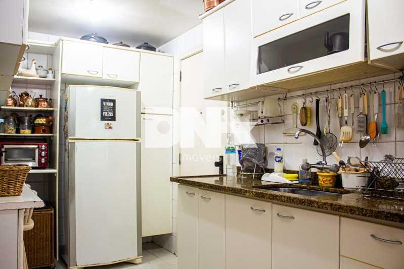 Bogari 56 301 3 - Cobertura à venda Rua Bogari,Lagoa, Rio de Janeiro - R$ 3.000.000 - NBCO40105 - 7