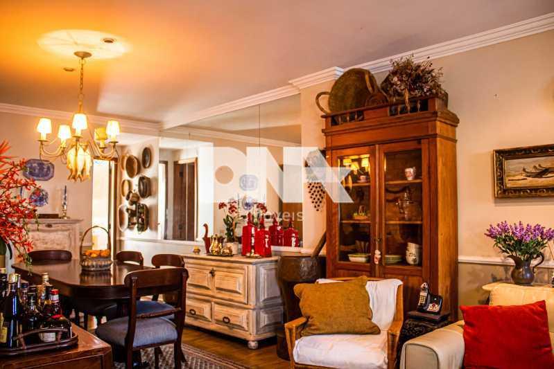 Bogari 56 301 5 - Cobertura à venda Rua Bogari,Lagoa, Rio de Janeiro - R$ 3.000.000 - NBCO40105 - 3