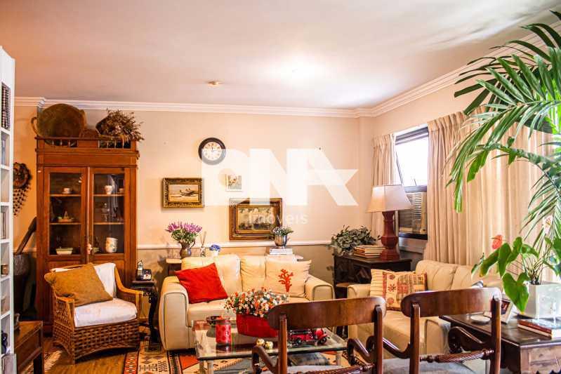 Bogari 56 301 6 - Cobertura à venda Rua Bogari,Lagoa, Rio de Janeiro - R$ 3.000.000 - NBCO40105 - 4