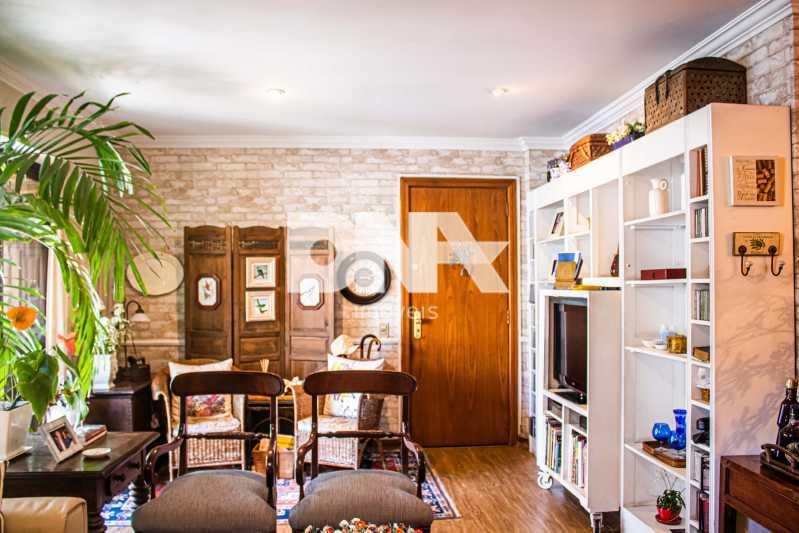 Bogari 56 301 7 - Cobertura à venda Rua Bogari,Lagoa, Rio de Janeiro - R$ 3.000.000 - NBCO40105 - 1