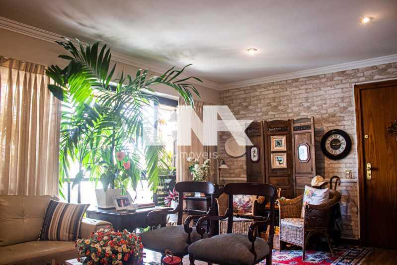 Bogari 56 301 8 - Cobertura à venda Rua Bogari,Lagoa, Rio de Janeiro - R$ 3.000.000 - NBCO40105 - 9