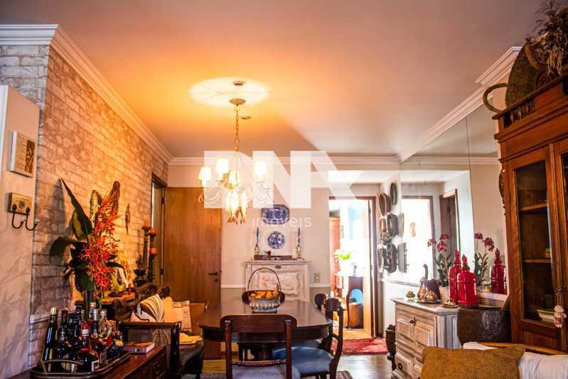 Bogari 56 301 9 - Cobertura à venda Rua Bogari,Lagoa, Rio de Janeiro - R$ 3.000.000 - NBCO40105 - 10