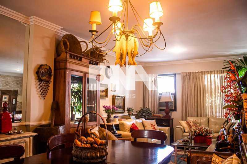 Bogari 56 301 11 - Cobertura à venda Rua Bogari,Lagoa, Rio de Janeiro - R$ 3.000.000 - NBCO40105 - 12