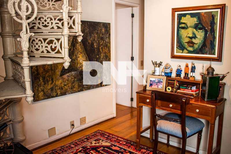 Bogari 56 301 15 - Cobertura à venda Rua Bogari,Lagoa, Rio de Janeiro - R$ 3.000.000 - NBCO40105 - 16