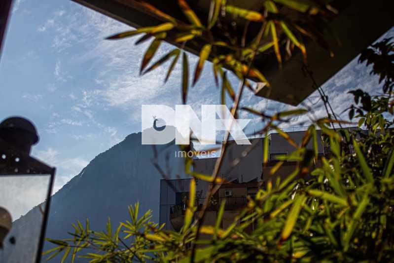 Bogari 56 301 29 - Cobertura à venda Rua Bogari,Lagoa, Rio de Janeiro - R$ 3.000.000 - NBCO40105 - 30
