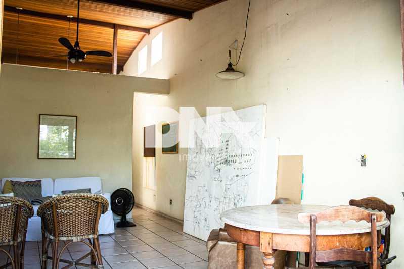 Bogari 56 301 30 - Cobertura à venda Rua Bogari,Lagoa, Rio de Janeiro - R$ 3.000.000 - NBCO40105 - 31