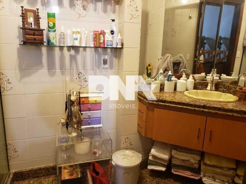 7 - Apartamento à venda Rua Santa Luísa,Maracanã, Rio de Janeiro - R$ 950.000 - NSAP31835 - 9