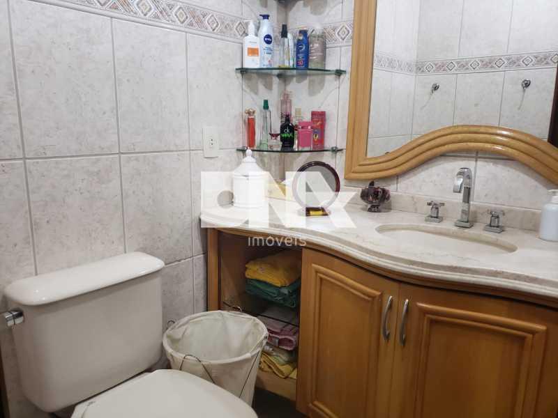 10 - Apartamento à venda Rua Santa Luísa,Maracanã, Rio de Janeiro - R$ 950.000 - NSAP31835 - 12