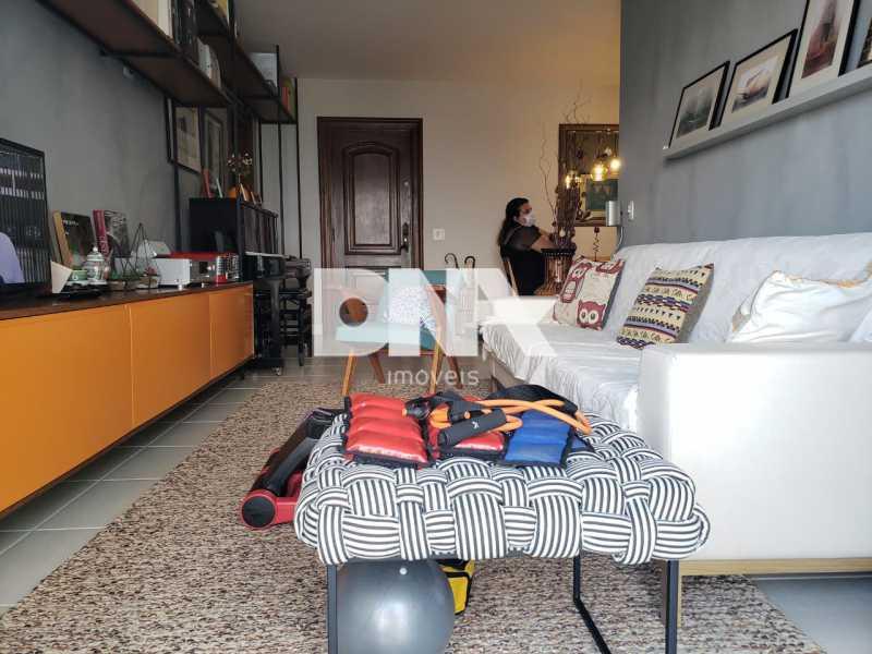 2 - Apartamento à venda Rua Santa Luísa,Maracanã, Rio de Janeiro - R$ 950.000 - NSAP31835 - 4