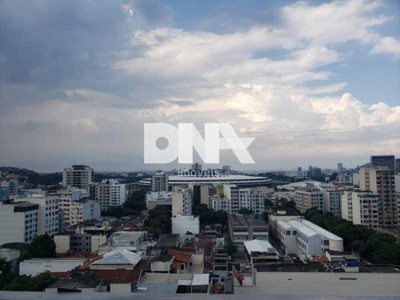More com vista para o Maracanã - Apartamento à venda Rua Santa Luísa,Maracanã, Rio de Janeiro - R$ 950.000 - NSAP31835 - 1
